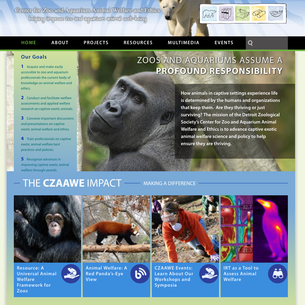 March | 2019 | Detroit Zoological Society Blog